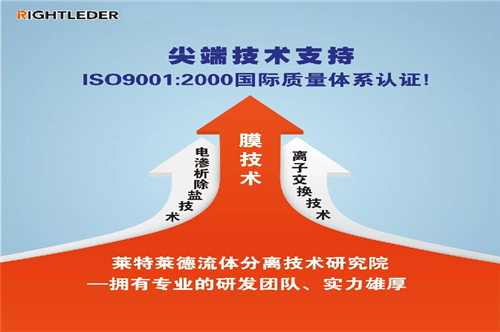 Rightleder's electrodialysis technology achieved  great success in BIO CHINA