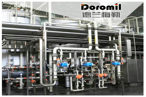 Full-chamber Bed Ion Exchange