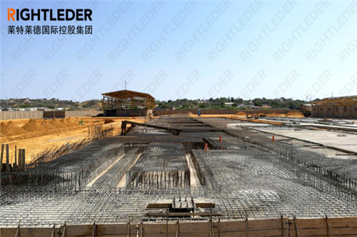 Rightleder JS3095 Progress of Seawater Desalination Project in Venezuela