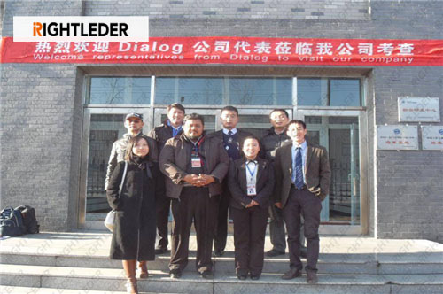 Malaysia Customer Delegation visits Rightleder